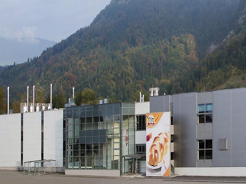 Ölz Bäckerei in Wallenmahd in Dornbirn