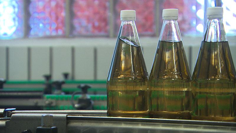 Mehrwegflasche, Glasflasche