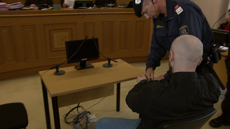 Mordversuch Prozess Tschetschene Heiligengeistplatz