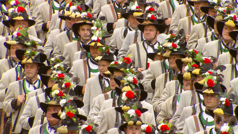 Schützen Erlebnis Österreich / Tirol