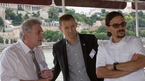 Bécs-Budapest Smart City