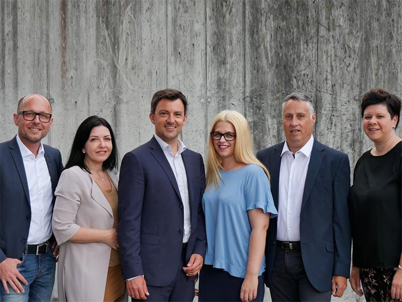 SPÖ-Team