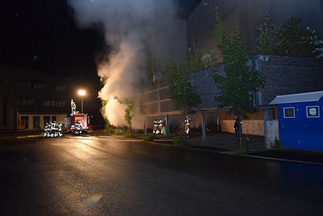 Brand Erpfendorf