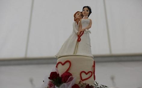 ilustrační foto_svatba lidí stejného pohlaví