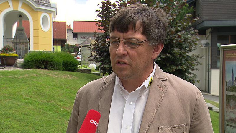 Bürgermeister Wahlen Berg Drautal Kandidaten Gerhard Menti Unabhängige Liste