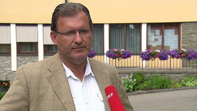 Bürgermeister Wahlen  Berg Drautal Kandidaten Peter Hassler SPÖ