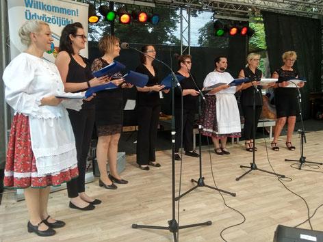 BMKE 50 ünnepség Felsőőrben
