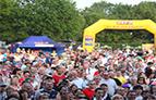Menge beim Donauinselfest 2014