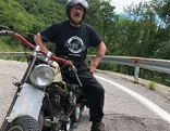 SSC Cocco Pozzis Motorrad Eremit