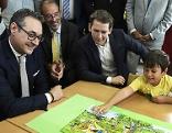 Deutschförderklassen Schule Wiener Neustadt Strache Faßmann Kurz