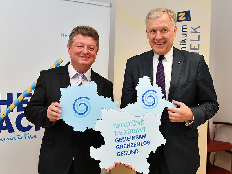 EU Gesundheitsprojekt NÖ Znaim Kooperation