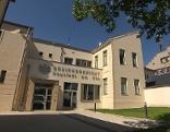 Saniertes Gerichtsgebäude in Neusiedl am See