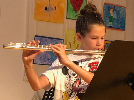 glasbena šola učenci gs koncert