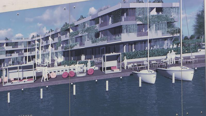 Pläne um altes und neues Seehotel in Neusiedl am See