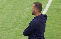 Goran Jolič trener SAK odstopil