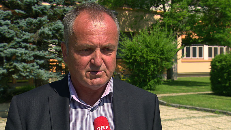 Bürgermeister Wahlen Kappel Krappfeld Josef Klausner SPÖ