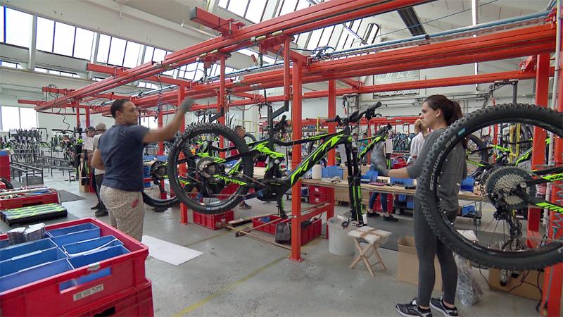 KTM baut neues Fahrradwerk ooe.ORF.at