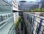 Krankenhaus Nord, Bilder vom 21. Juni