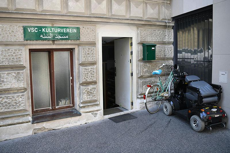 Moschee Mariahilf Kulturverein Arabische Kultusgemeinde