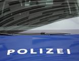 Polizeiauto, Sujet: Kriminalität, Ermittlungen, Verhaftung, Festnahme, Einsatz