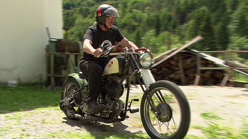 Pozzis Samarcanda Cocco Motorrad