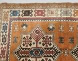 Sichergestellter Teppich