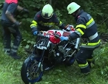 Unfall Motorrad Treffen Klamm B98 tot