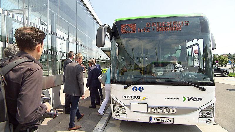 Neue zugverbindung Salzburg Neusiedl am See