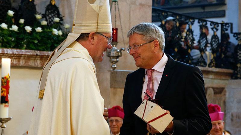 Bischof Schwarz Hemma Jubiäum Gottesdienst