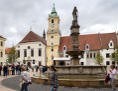 Bratislava Zentrum