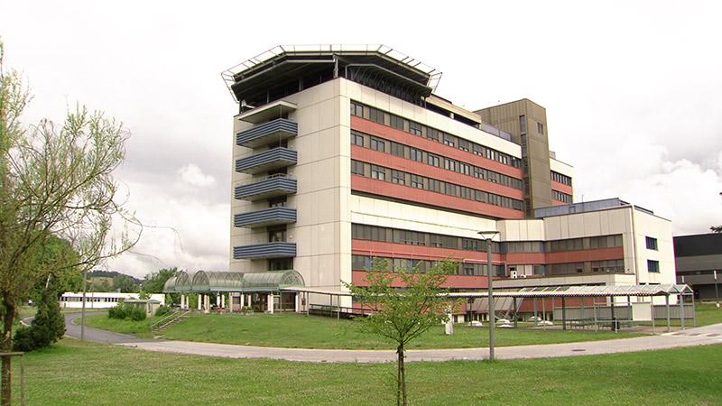 AUVA Grundstück KABEG Chirurgie Ost