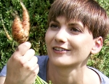 Gut gepflanzt Hochbeeternte