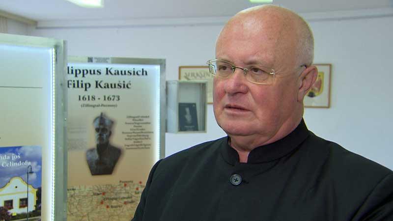 Herbert Gassner, predsjednik Instituta Filipa Kaušića