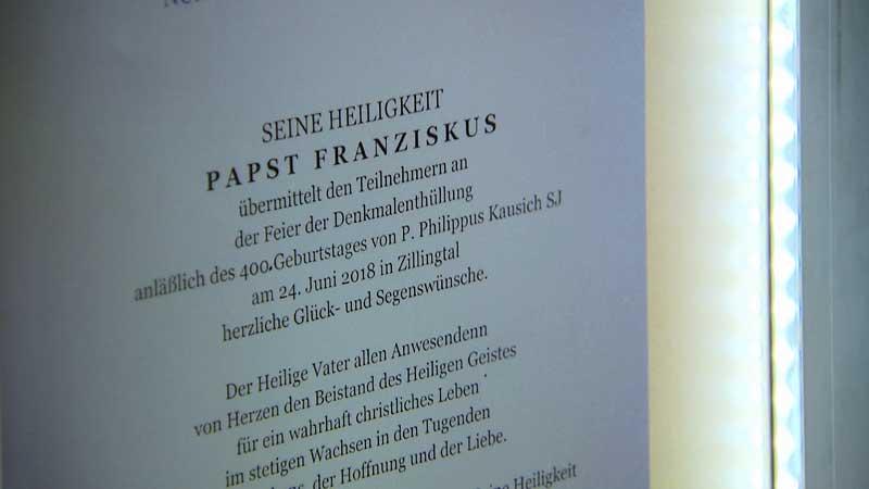 Pismo pape Franje I. u kom dili otpustke