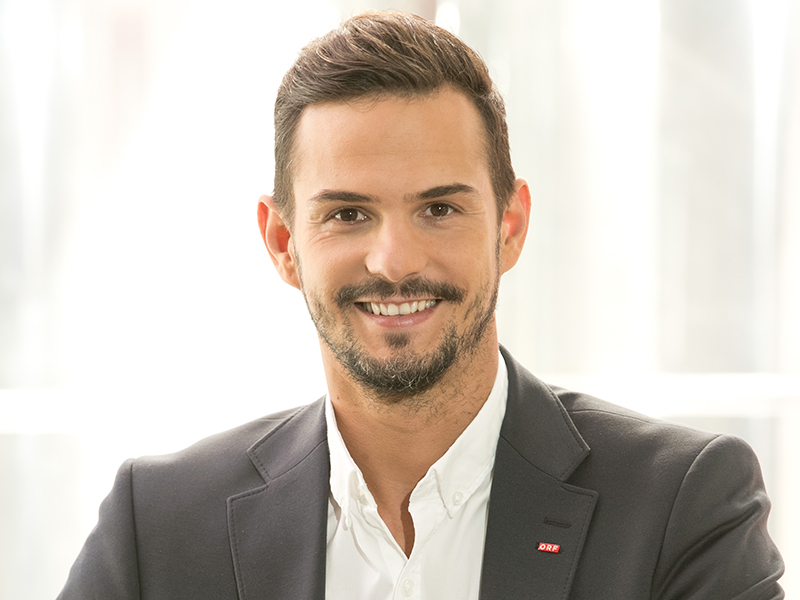 Marketing Abteilung Werben im ORF Florian Mayr