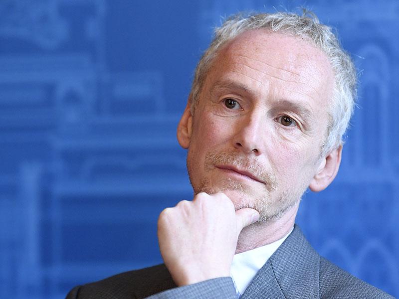 Christophe Slagmuylder, designierter Chef der Festwochen
