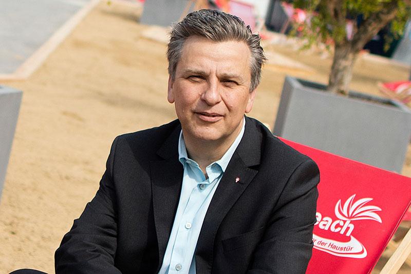 Josef Taucher, SPÖ