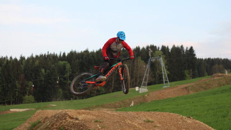 TrailLand Miesenbach Mountainbike Radfahren