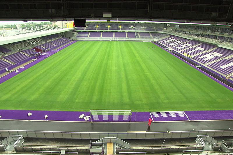 Neues Stadion