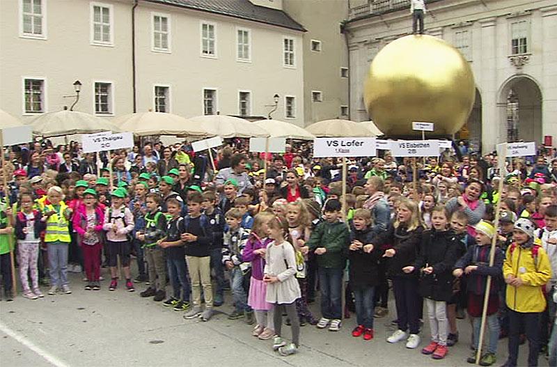 Singendes Klassenzimmer Forum Salzburger Volkskultur