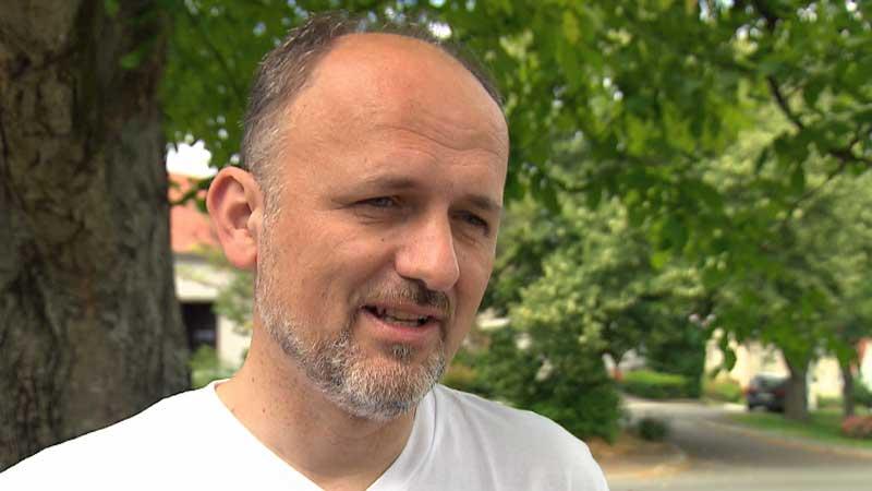 Joži Buranić, predsjednik HKD-a za sredinu