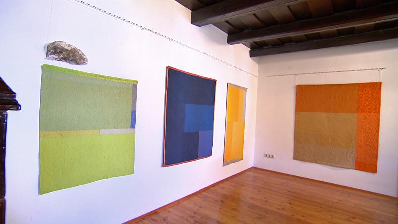 izložba bosna-kvilti Trudica Domnanović