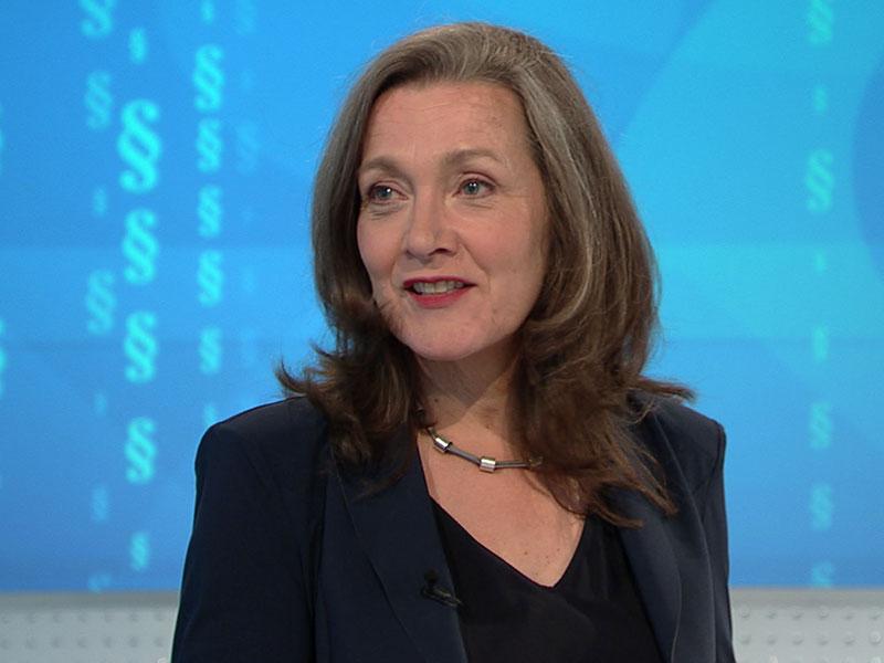 Die Wiener Patientenanwältin Sigrid Pilz