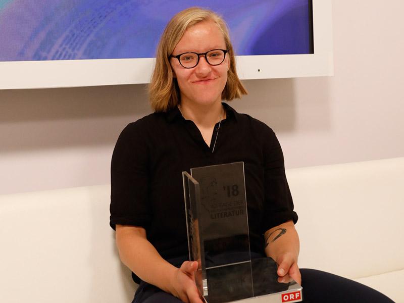 Preisverleihung 2018 Edelbauer