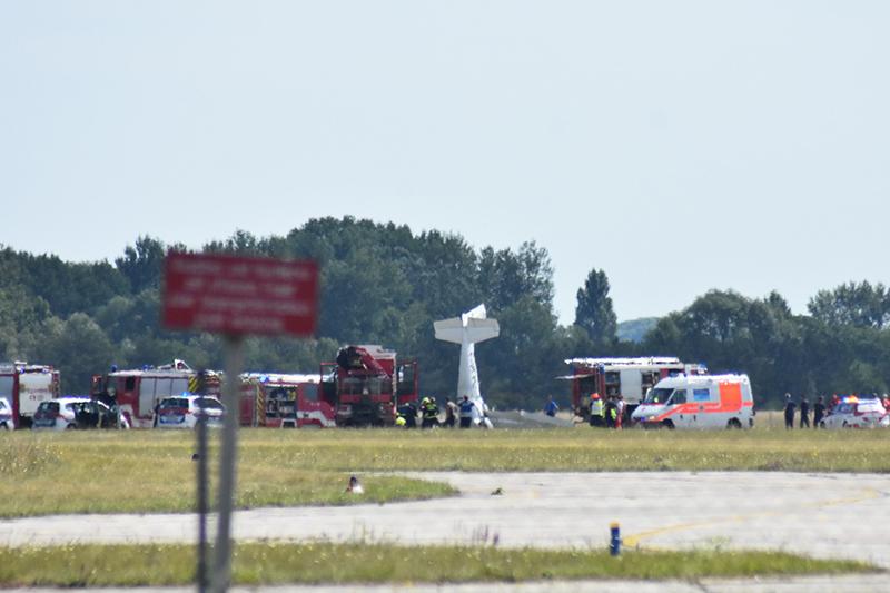 Flugzeugabsturz Bad Vöslau