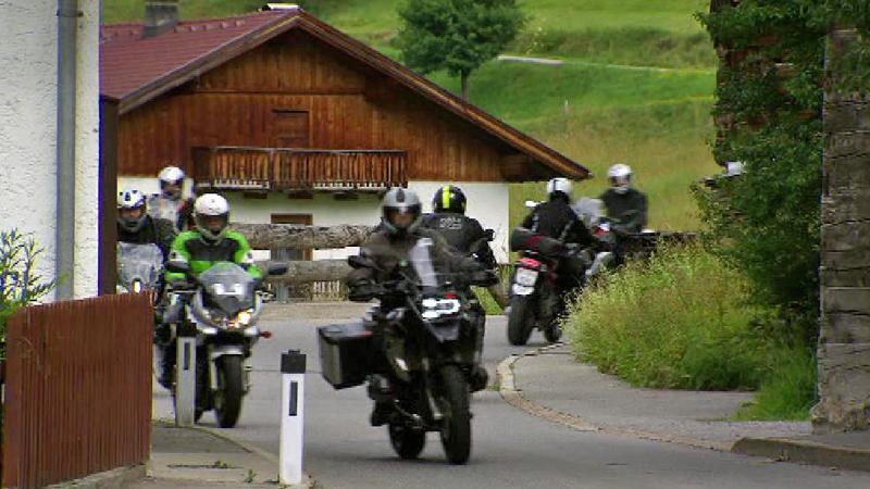 Ortsdurchfahrt Bschlabs