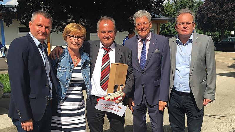 Klausner Bürgermeister Kappel