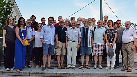 syposion mogersdorf, szimpózium, baumgartner, deák