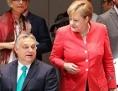 Orban Berlin Merkel