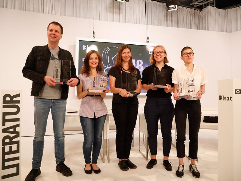 Preisträger Preisverleihung 2018
